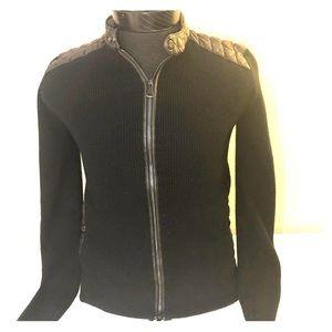 MENS Ralph Lauren zip up sweater